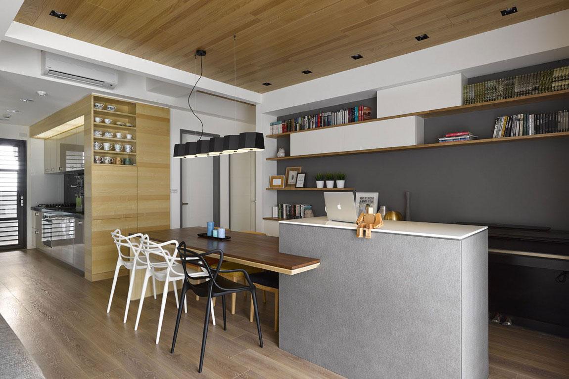 Trähus-interiör-av-HOYA-Design-6 Trähus-interiör av HOYA Design