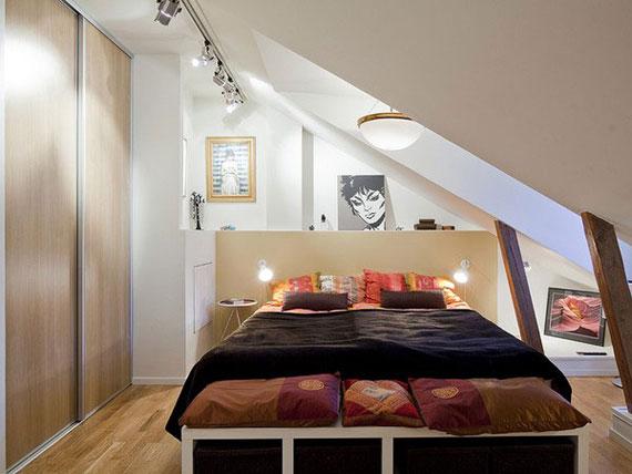 p15 Dekorera små sovrum med stil - 34 exempel