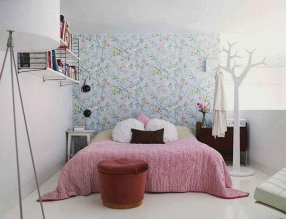 p33 Dekorera små sovrum med stil - 34 exempel