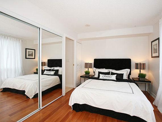 p18 Dekorera små sovrum med stil - 34 exempel
