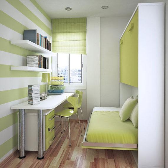 p29 Dekorera små sovrum med stil - 34 exempel