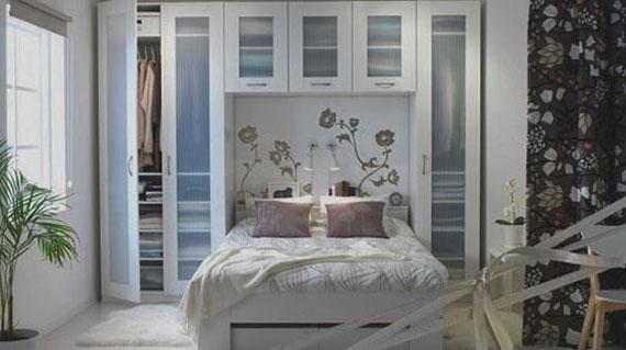 p34 Dekorera små sovrum med stil - 34 exempel