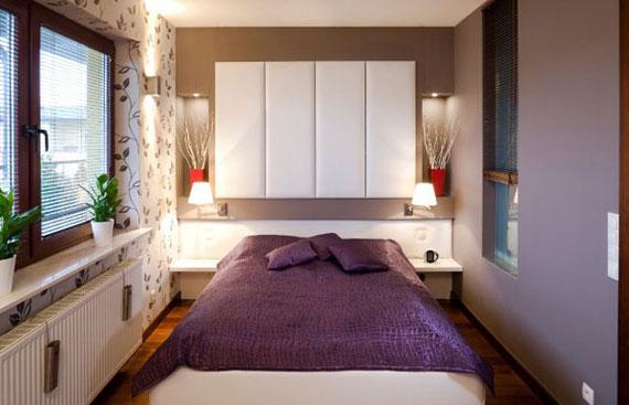 p16 Dekorera små sovrum med stil - 34 exempel