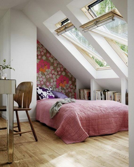 p22 Dekorera små sovrum med stil - 34 exempel