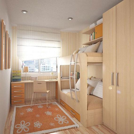 p21 Dekorera små sovrum med stil - 34 exempel