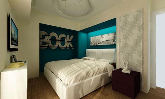 s2 Dekorera små sovrum med stil - 34 exempel