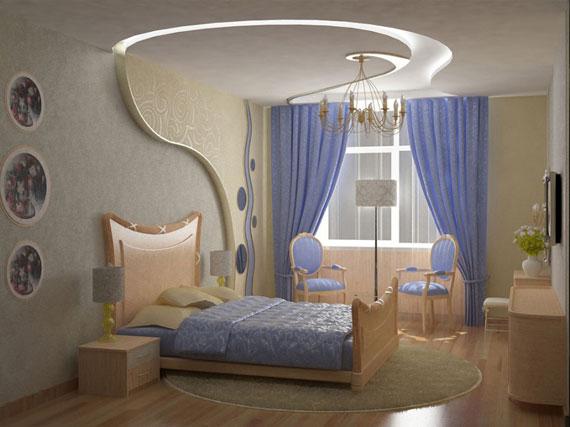 p26 Dekorera små sovrum med stil - 34 exempel
