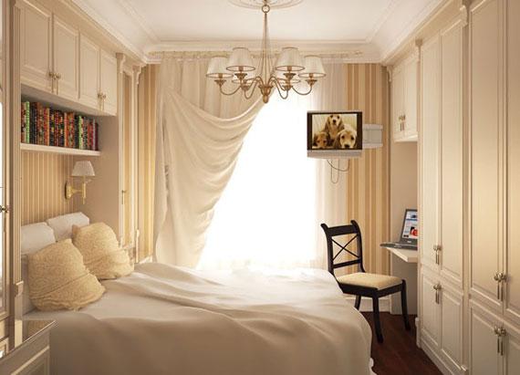 p19 Dekorera små sovrum med stil - 34 exempel