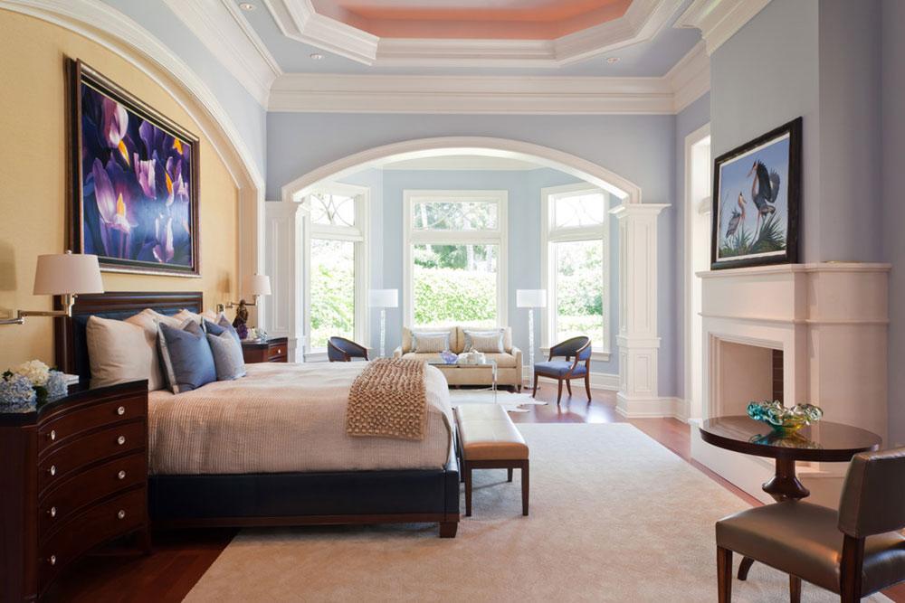 Idéer för att välja den bästa platsen för ditt sovrum 1 Idéer för att välja de bästa platserna för ditt sovrum