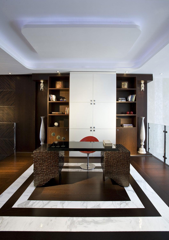 A-Contemporary-Design-Of-A-Penthouse-That-is-not-too-modern-or-cold-18 En modern design av en penthouse som inte är för modern eller kall