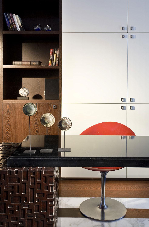 En modern design av en takvåning som inte är för modern eller kall 15 En modern design av en takvåning som inte är för modern eller kall