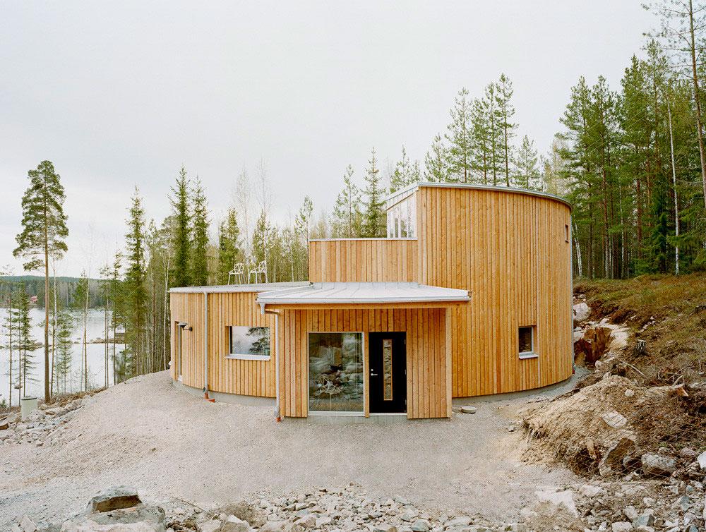 geometrisk-hus-design-cirkel-10 5 av de bästa geometriska husen