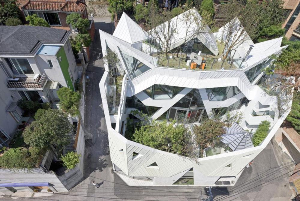 modern-hus-blom-5-960x643 5 av de bästa geometriska husen