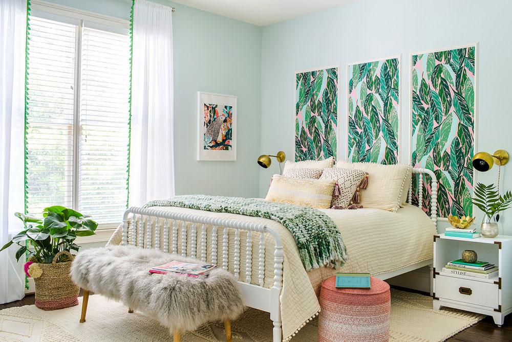 Ivy-Home-by-Terracotta-Studio gröna sovrumsidéer: Design, dekoration och tillbehör