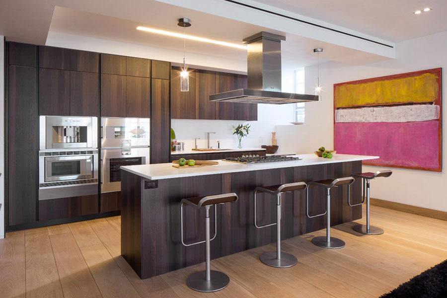 11 Magnificent Tribeca takvåning designad av Turett Collaborative Architects