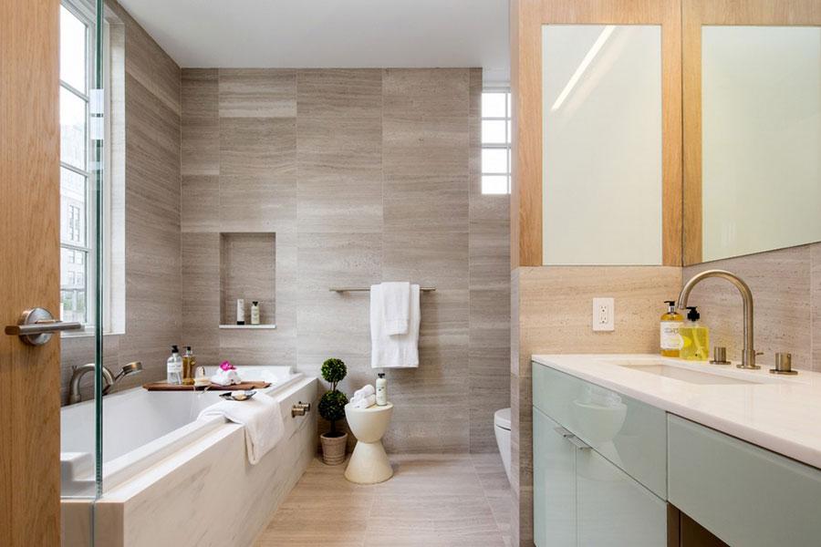10 Magnificent Tribeca Penthouse designad av Turett Collaborative Architects