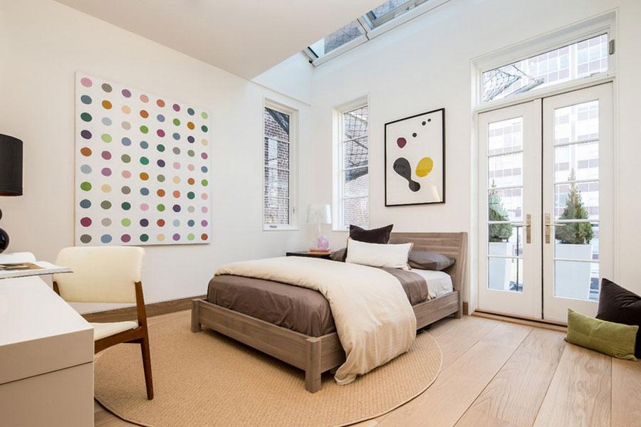 4 Magnificent Tribeca takvåning designad av Turett Collaborative Architects