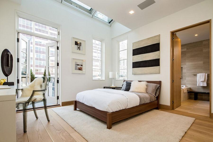 9 Magnifik Tribeca takvåning designad av Turett Collaborative Architects