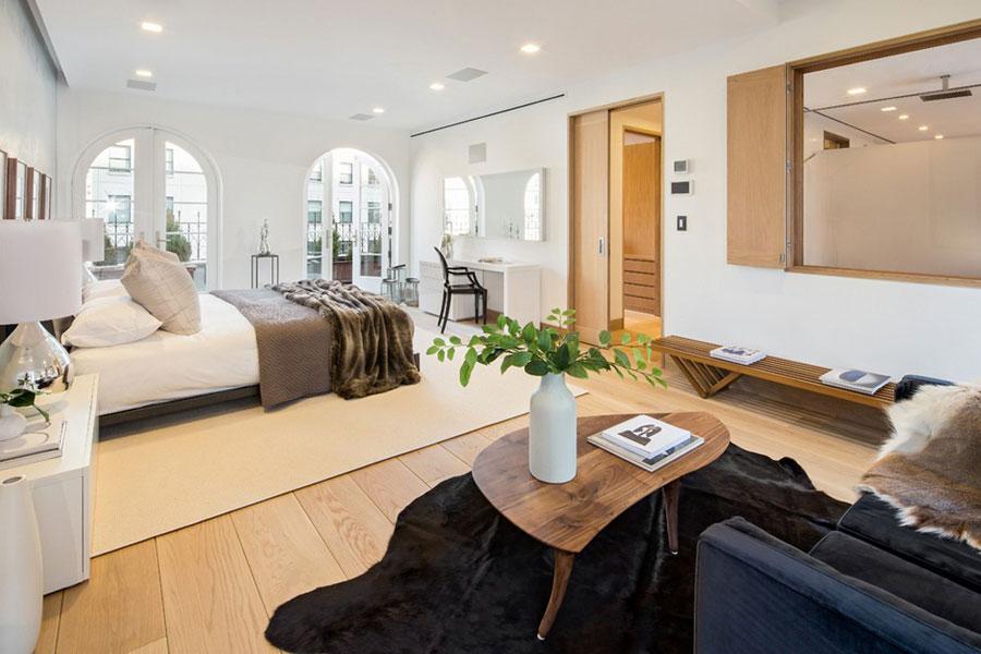 15 Magnificent Tribeca takvåning designad av Turett Collaborative Architects