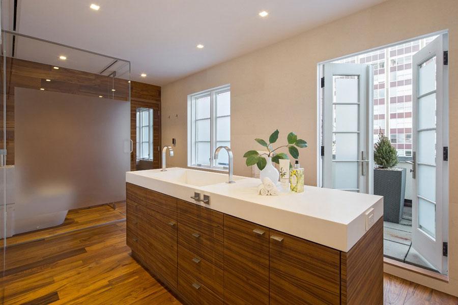 8 Magnificent Tribeca Penthouse designad av Turett Collaborative Architects