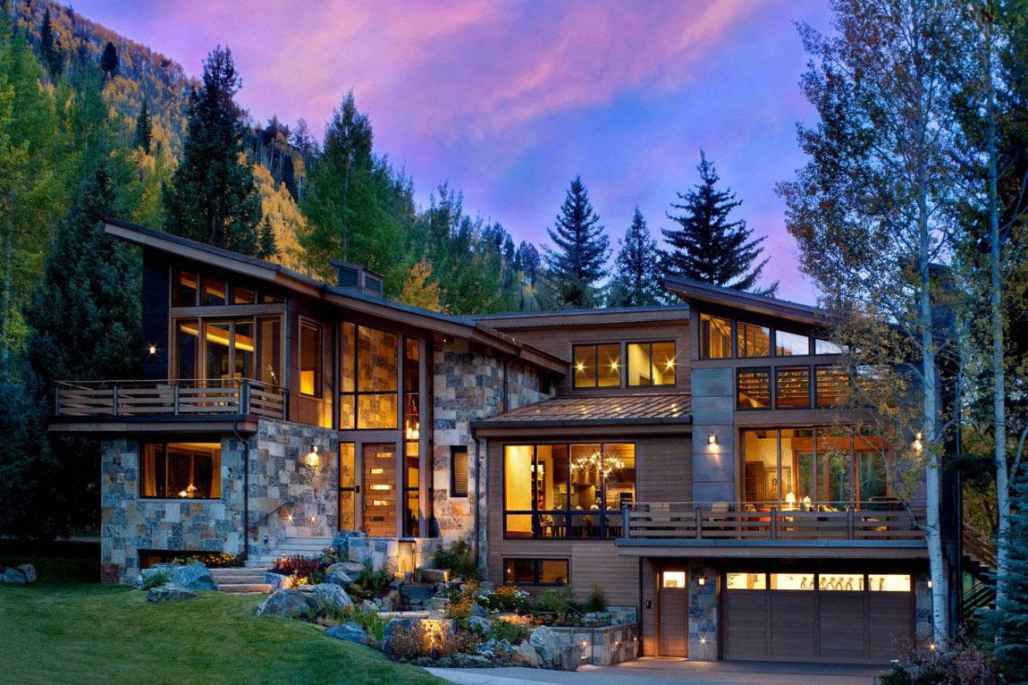Magiskt rustikt hus designat av Suman Architects-14 Magiskt rustikt hus designat av Suman Architects