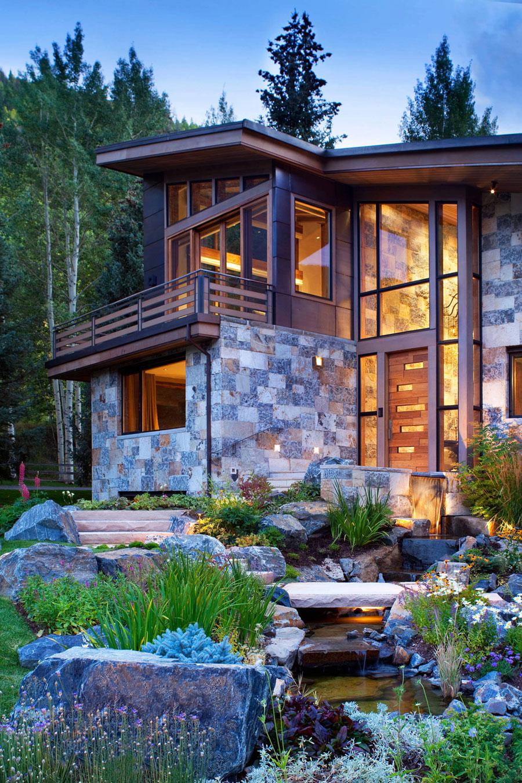 Magiskt rustikt hus designat av Suman Architects-13 Magiskt rustikt hus designat av Suman Architects