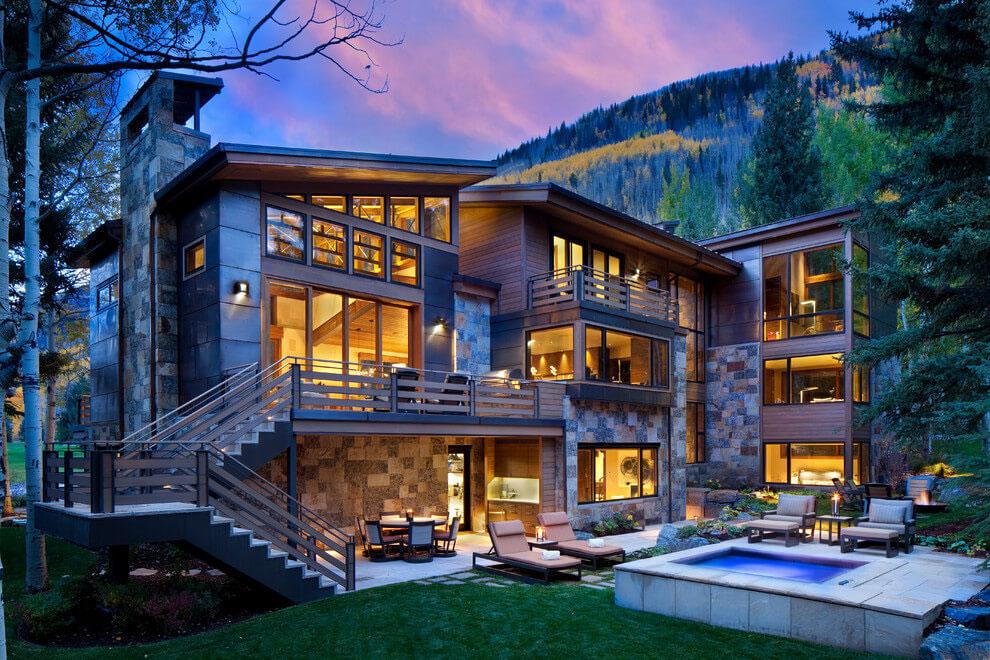Magiskt rustikt hus designat av Suman Architects-15 Magiskt rustikt hus designat av Suman Architects