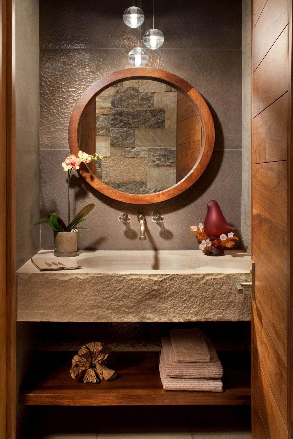 Magiskt rustikt hem designat av Suman Architects 10 Magiskt rustikt hem designat av Suman Architects