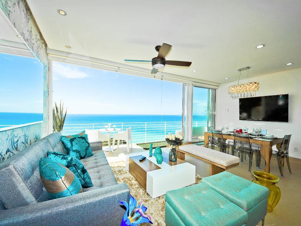 Underbara vardagsrum med havsutsikt 5 Underbara vardagsrum med havsutsikt