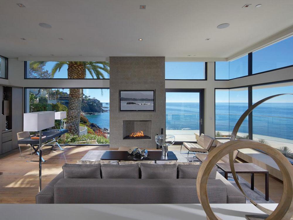 Underbara vardagsrum med havsutsikt 11 Underbara vardagsrum med havsutsikt