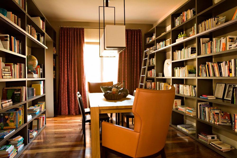 Imponerande-hem-bibliotek-design-idéer-för-2017-6 Imponerande hembibliotek design-idéer för 2018