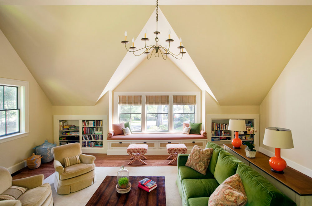 Imponerande-hem-bibliotek-design-idéer-för-2017 - 12 imponerande hembibliotek design-idéer för 2018