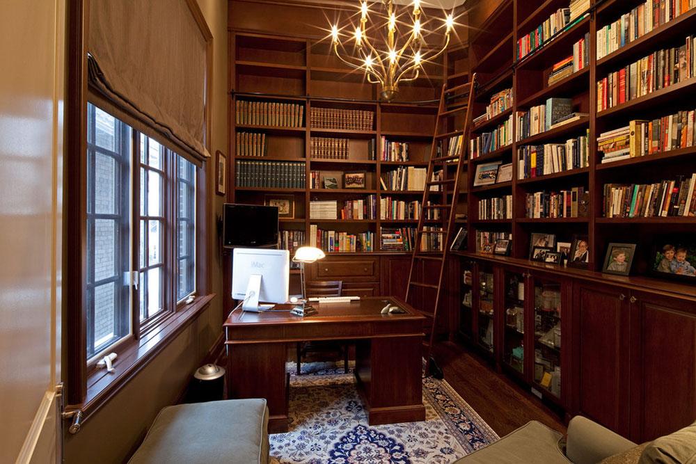 Imponerande-hem-bibliotek-design-idéer-för-2017-13 Imponerande-hem-bibliotek-design-idéer för 2018