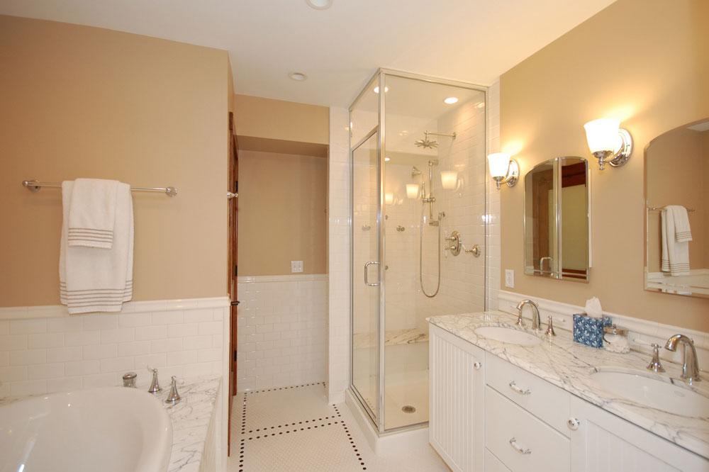 Skapa en vit badrumsinredning 8 Skapa en vit badrumsinredning