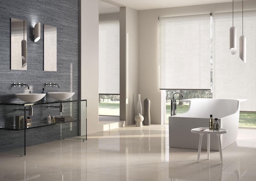 Skapa en vit badrumsinredning 9 Skapa en vit badrumsinredning