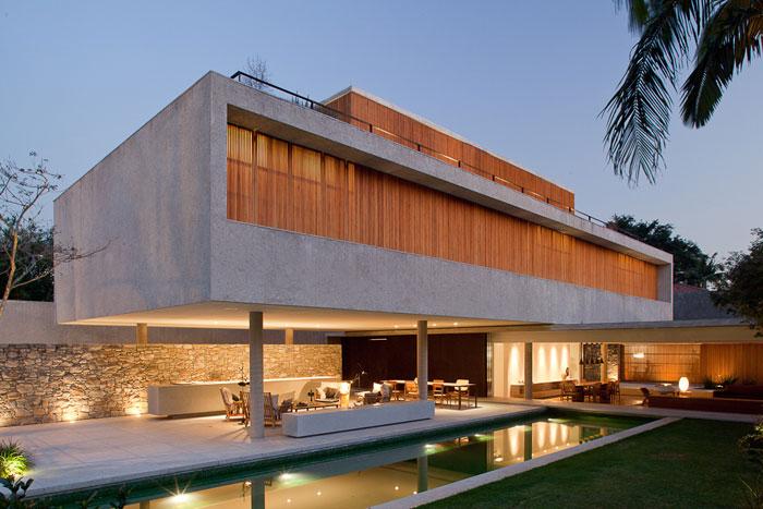 77381298401 Otroliga arkitektoniska mönster av moderna hem