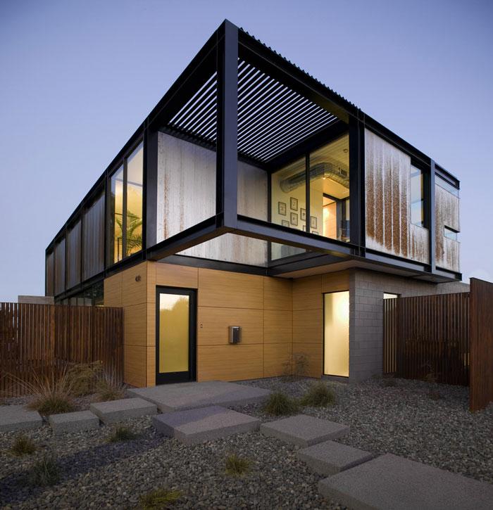 77381451357 Otroliga arkitektoniska mönster av moderna hem