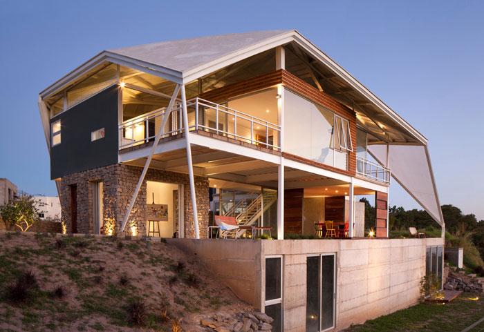 77381376988 Otroliga arkitektoniska mönster av moderna hem