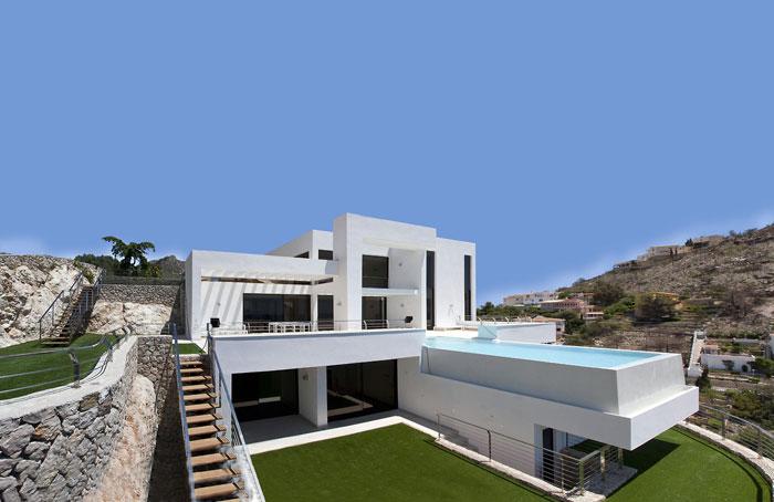 77381391712 Otroliga arkitektoniska mönster av moderna hem