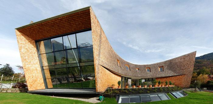 77381478270 Otroliga arkitektoniska mönster av moderna hem