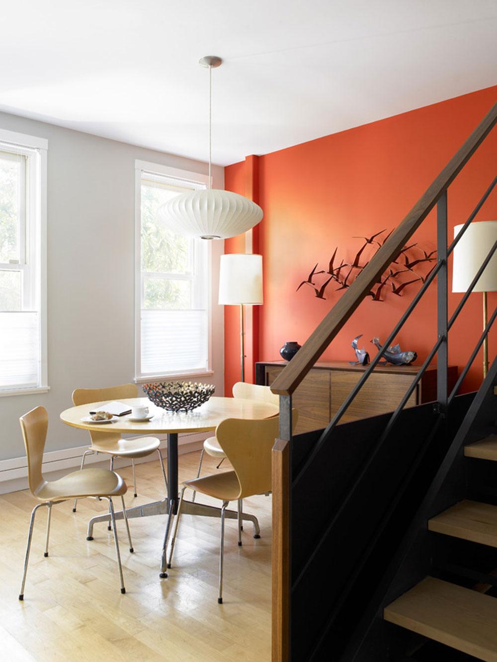 Lägga till accenter till ett neutralt interiör med Color16 Lägga till accenter till ett neutralt interiör med Color