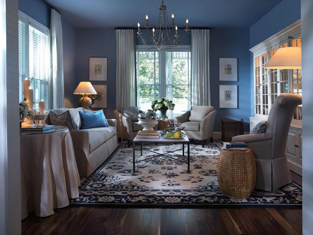 färgglatt gammalt rum Fyra enkla sätt att leva upp till alla gamla rum
