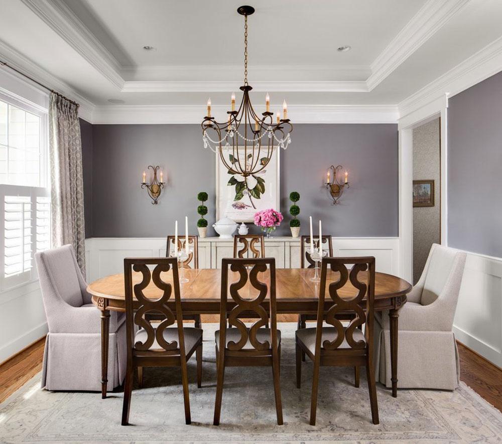 målat rum Fyra enkla sätt att liva upp ett gammalt rum