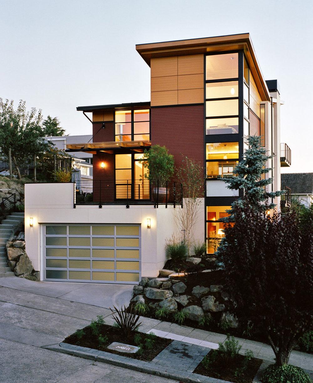 Arbeta med en arkitekt för att designa ditt hus2 Arbeta med en arkitekt för att designa ditt hus