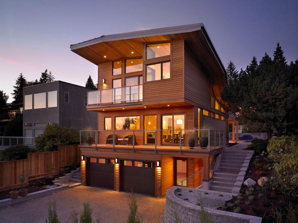 Arbeta med en arkitekt för att designa ditt hem 4 Arbeta med en arkitekt för att designa ditt hem