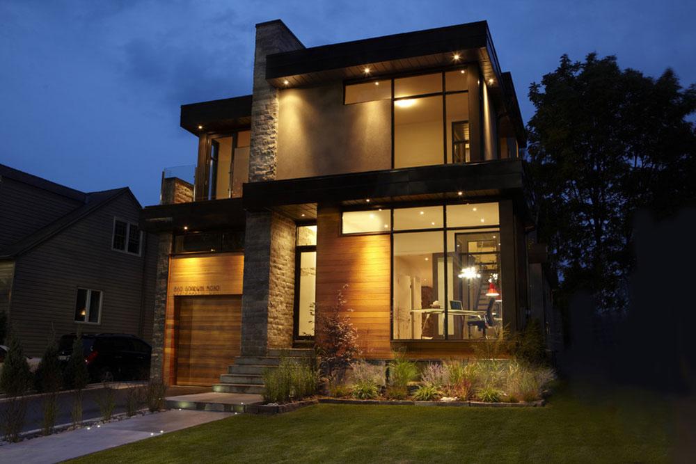 Arbeta med en arkitekt för att designa ditt hem 3 Arbeta med en arkitekt för att designa ditt hem