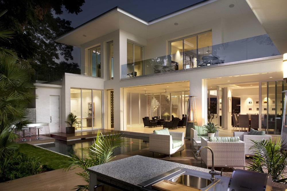 Arbeta med en arkitekt för att designa ditt hem 8 Arbeta med en arkitekt för att designa ditt hem