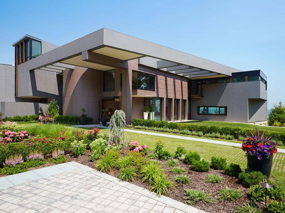 Arbeta med en arkitekt för att designa ditt hem 6 Arbeta med en arkitekt för att designa ditt hem