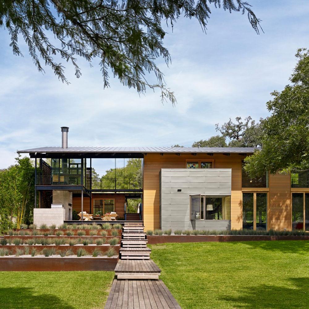 Arbeta med en arkitekt för att designa ditt hem 11 Arbeta med en arkitekt för att designa ditt hem