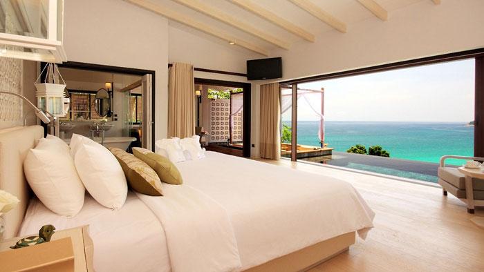 79047661398 En samling sovrum med fantastisk utsikt